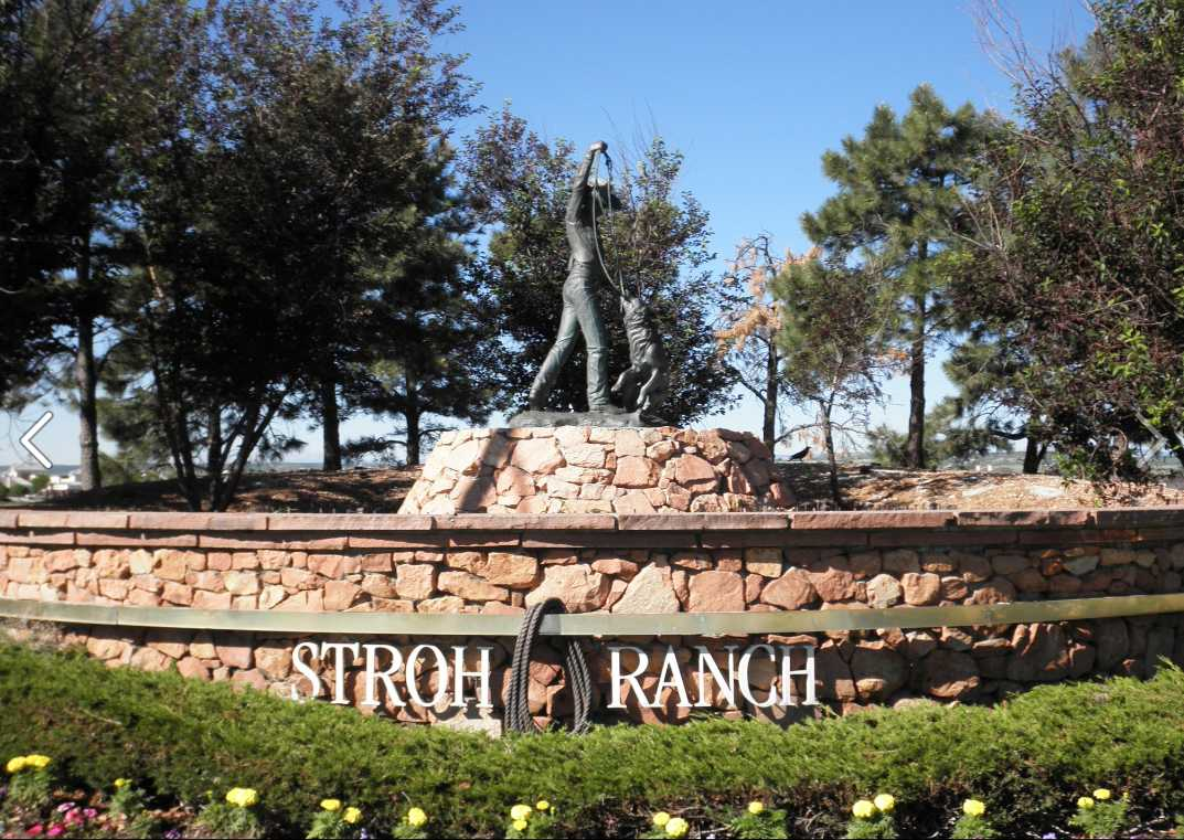 Stroh Ranch in Parker