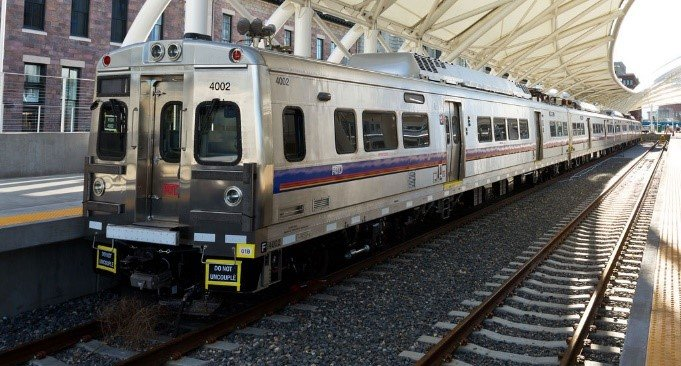These new rail cars aren't like the typical commuter cars offered on Denver rail.
