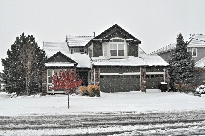 Aurora homes need special attention in winter.