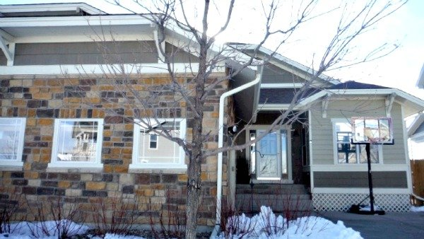 Aurora home purchased by clients