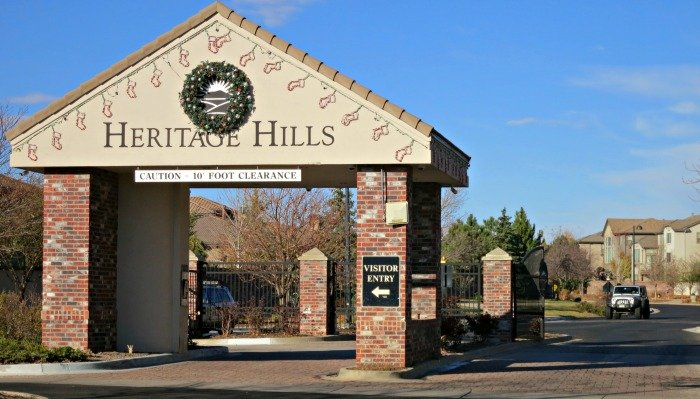 Heritage Hills in Lone Tree