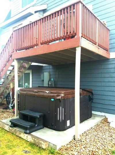 Hot Tub in Highlands Ranch