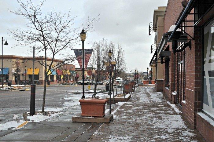 City Center in Aurora