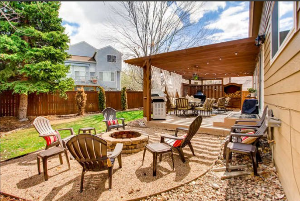 Highlands Ranch Family Home