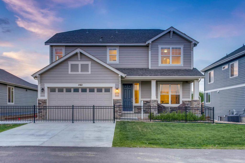 Affordable New Denver Home