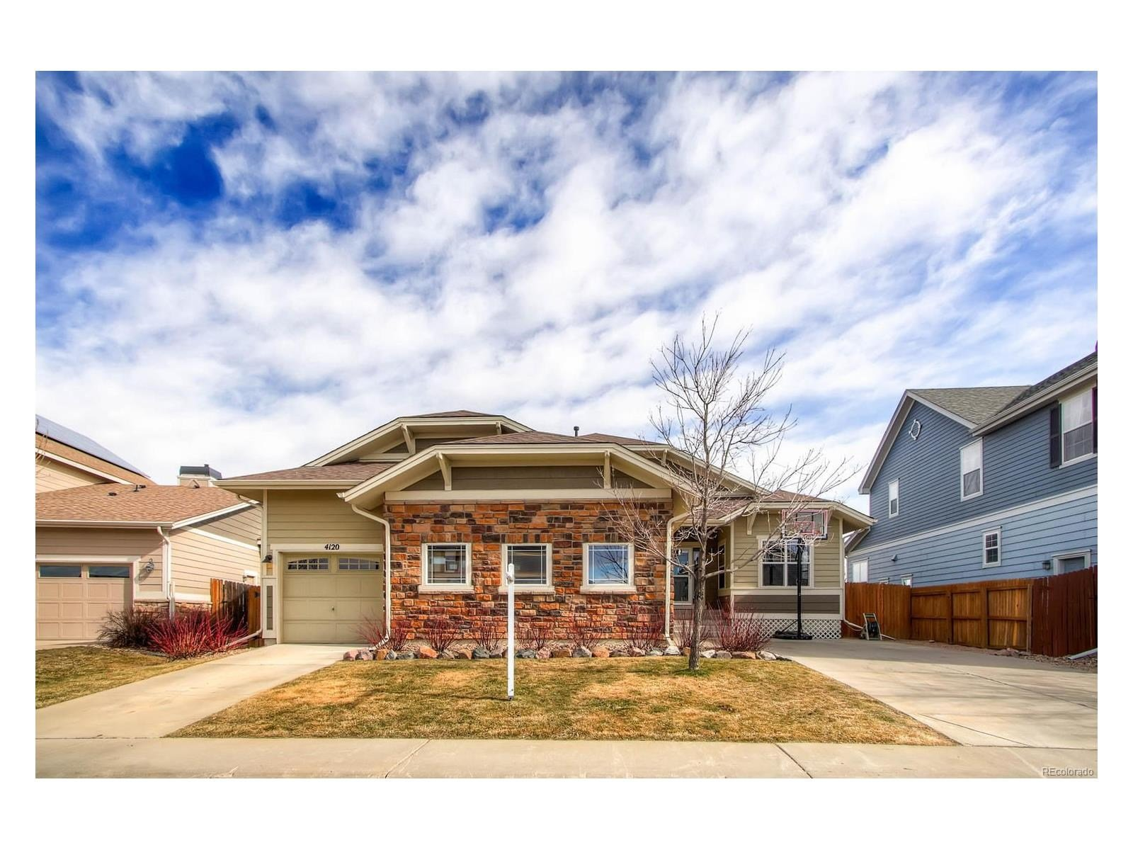 Beautiful Ranch Home in South Aurora