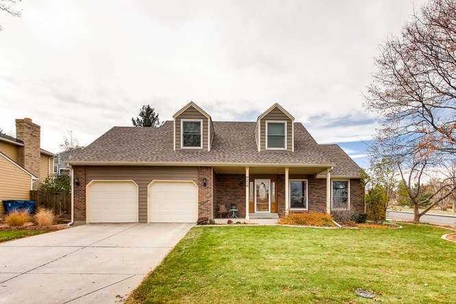 7151 S. Lewis Way in Littleton