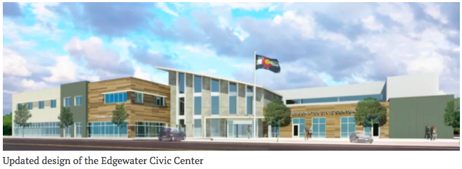 New Sloans Lake Civic Center