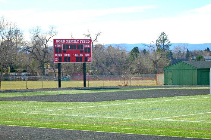 Kent Denver track and Field