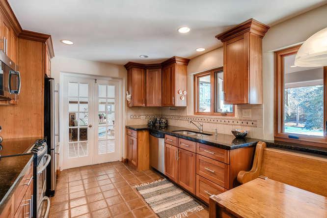 Cherry Hills Heights Kitchen