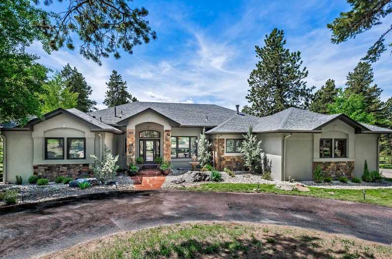 26799 Mirage Drive Evergreen CO