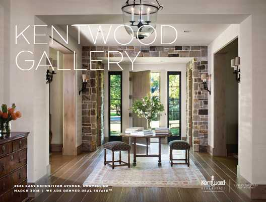 Kentwood Gallery of Homes Magazine