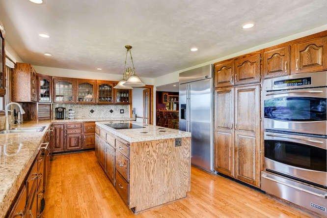 Updated Kitchen in Centennial