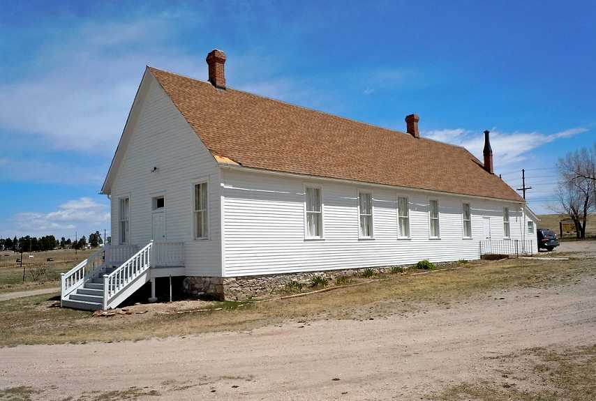 Pikes Peak Grange Hall
