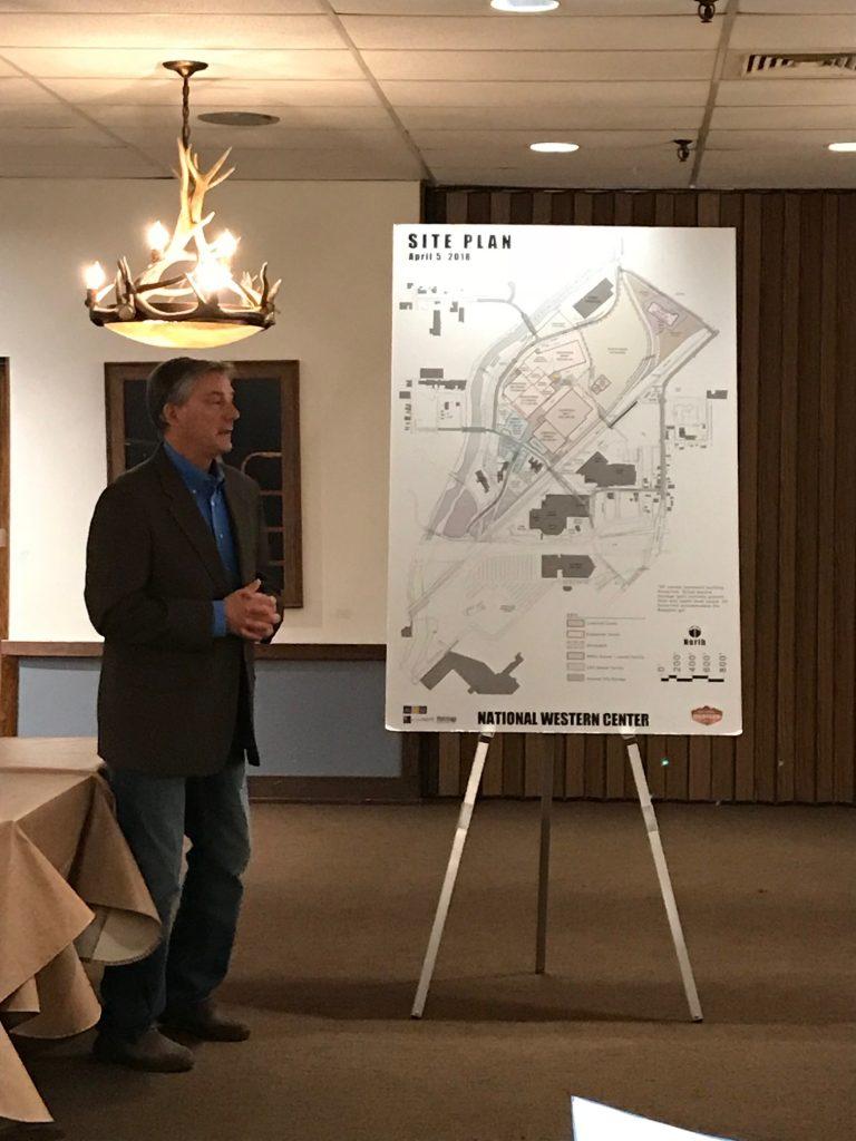 New Faciliites in original Denver neighborhood