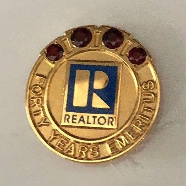 Realtor Emeritus Pin