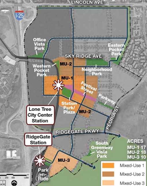 Lone Tree Development Plan