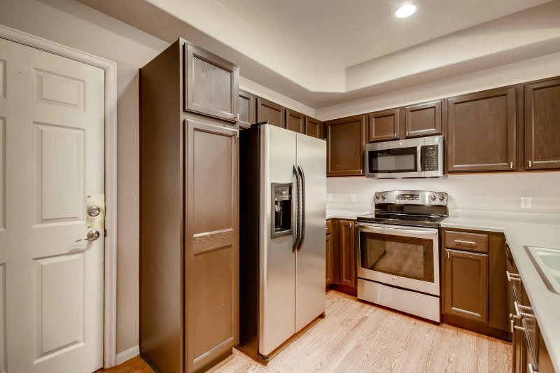 Centennial Townhome Kitchen