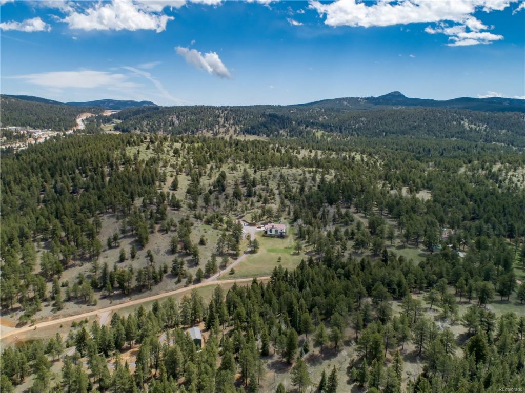 31301 Red Hawk Trail in Conifer CO