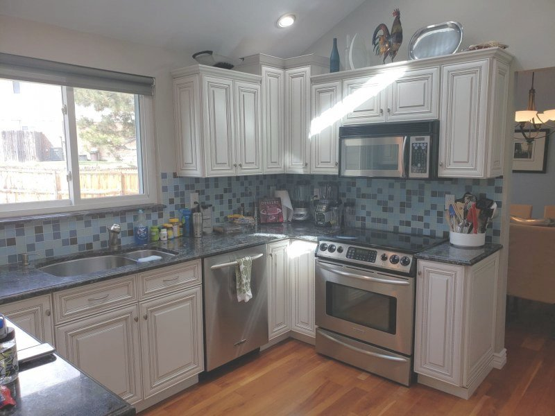 Cherry Creek Vista Kitchen