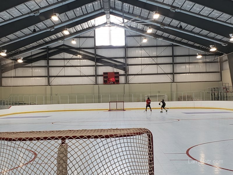 Indoor Hockey Rink in Parker
