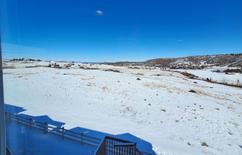 View of Open Space at 2585 Loon Circle, Castle Rock, CO