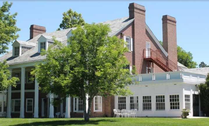 Buell Mansion in Cherry Hills