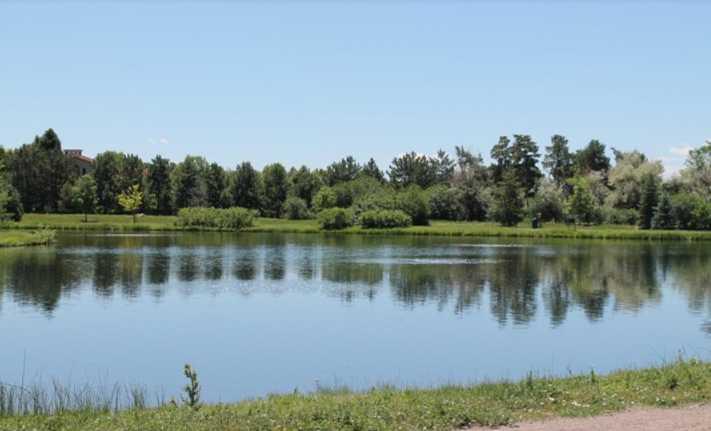 Buell Mansion Lake