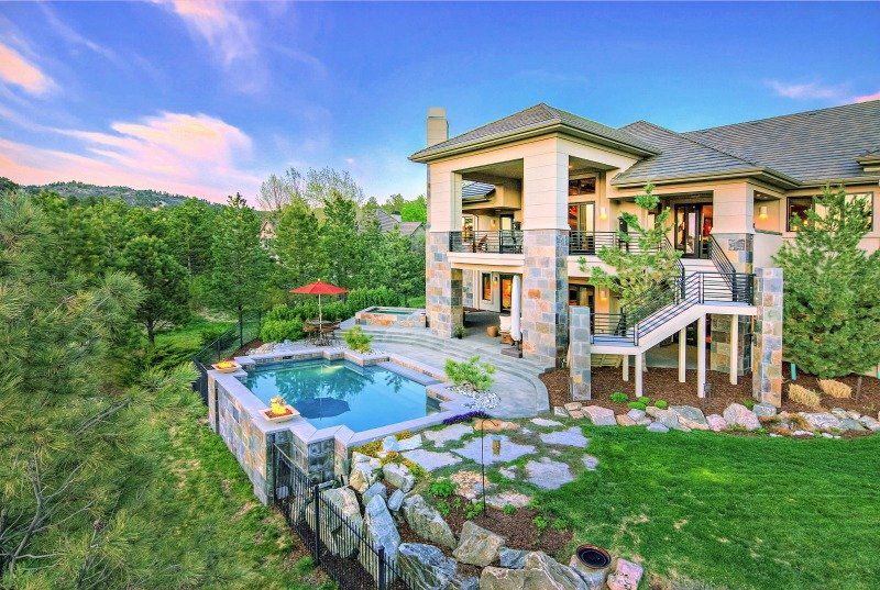 Castle Pines Village Luxury Home For Sale