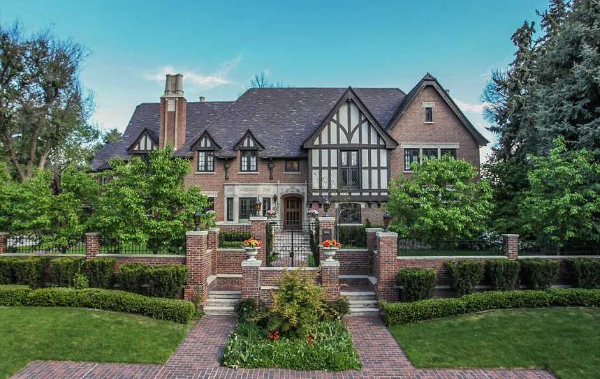 Denver Country Club luxury real estate