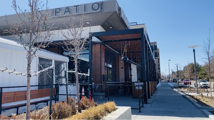 Dine and drink at The Patio at Sloan's Lake