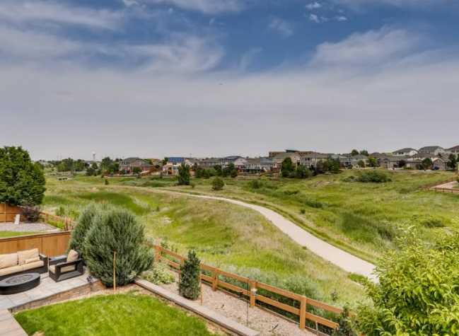 Open Space in Tollgate Crossing