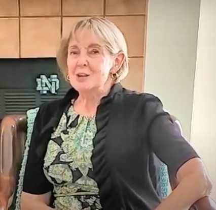 Mary Mccann describes Dennis Martin's service