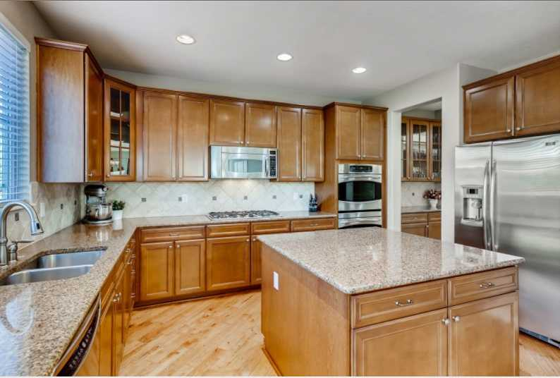 Upgraded Kitchen in Meridian